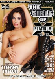 Girls Of Platinum X Vol. 15, The Porn Video