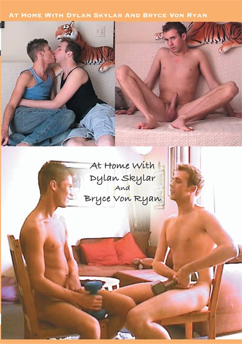 At Home With Dylan Skylar & Bryce Van Ryan Boxcover