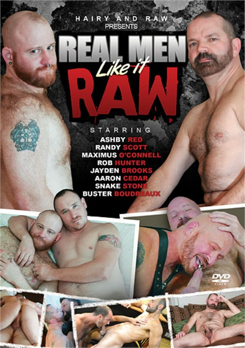 Real Men Like It Raw Boxcover