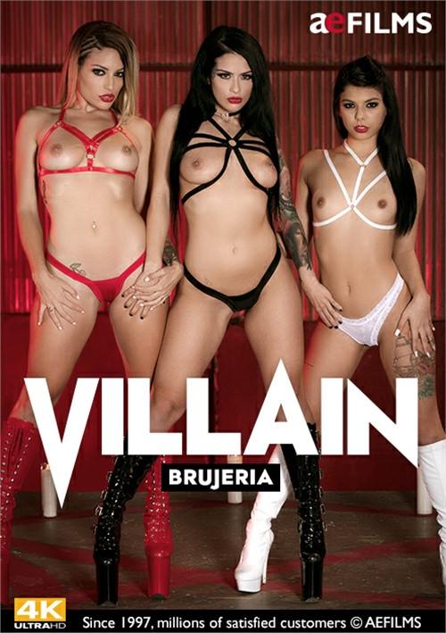 Villain: Brujeria Boxcover