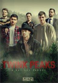 Twink Peaks: A Gay XXX Parody gay porn DVD from MEN.com