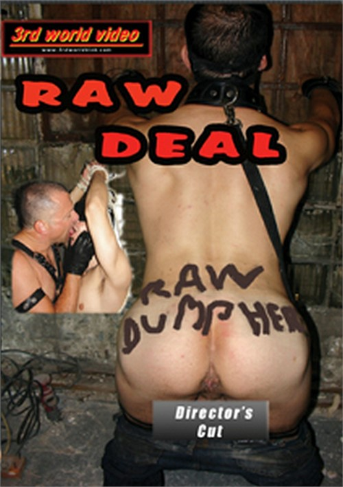 Raw Deal Boxcover
