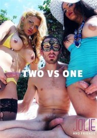 Two VS One Porn Video