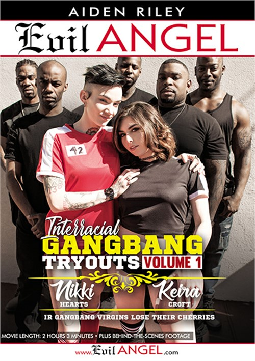 Interracial Gangbang Tryouts Vol. 1