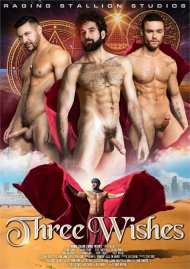 Three Wishes gay porn DVD from Raging Stallion Studios