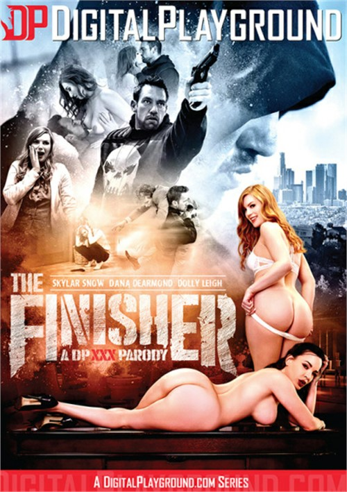 Finisher, The 2018  Adult Dvd Empire-8634