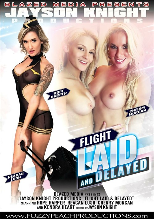 Flight Laid And Delayed All Girl / Lesbian Kendra Heart Hope Harper