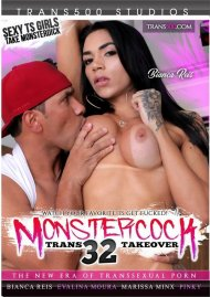 Monstercock Trans Takeover 32 image
