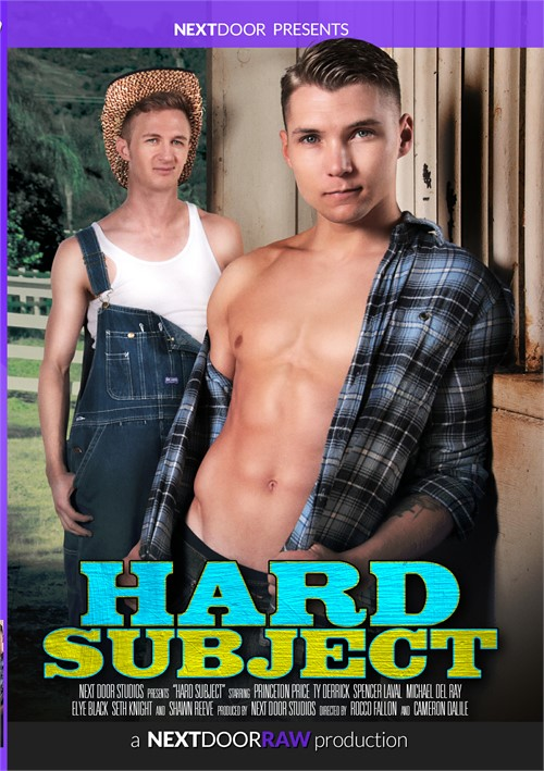 Hard Subject Cover Front