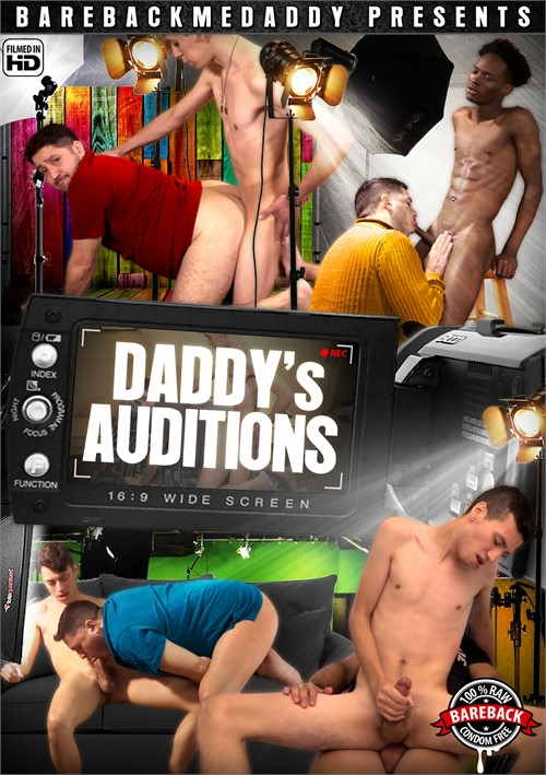 Daddy's Audition Boxcover