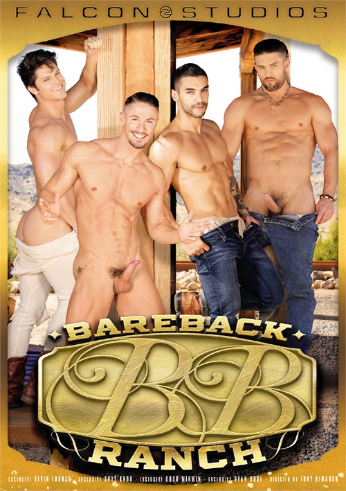 Bareback Ranch Cover Front