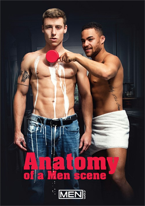 Anatomy of a Men Scene Cover Front
