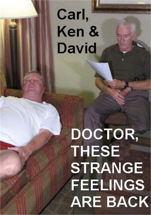 Doctor, These Strange Feelings Are Back Boxcover