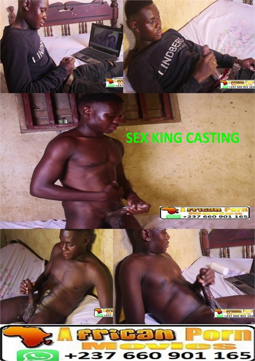 Sex King Casting Boxcover