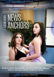 Lesbian News Anchors image