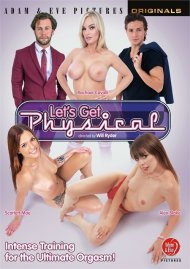 Let's Get Physical porn video from Adam & Eve.
