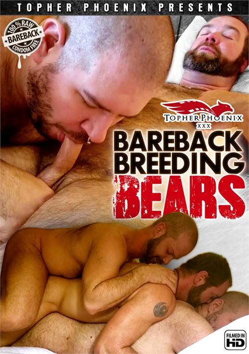Bareback Breeding Bears Boxcover