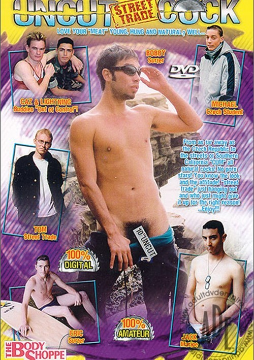Uncut Cock: Street Trade Boxcover