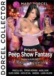 Priscila's Peep Show Fantasy Porn Video