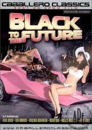 Black to the Future Porn Video