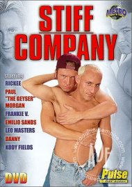 Stiff Company Gay Porn Movie