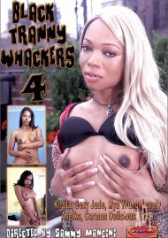 Black Tranny Whackers 4 Porn Video