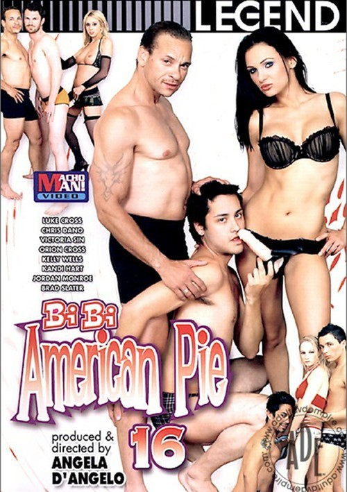 A parody of the american pie bisexual-2305