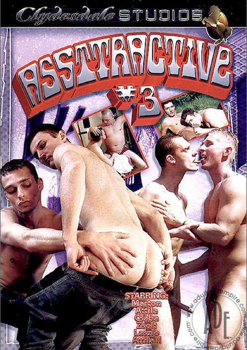 Assttractive 3 Boxcover
