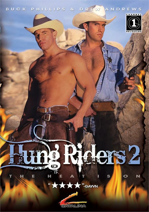 Hung Riders 2 Boxcover