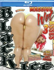 Massive Wet Asses 3 porn movie from Black Ice.