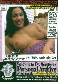 Dr. Moretwat's Homemade Porno: Amateur Sorority Sisters Vol. 2 Porn Video