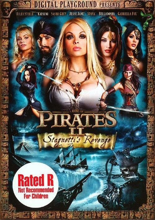 Pirates II: Stagnettis Revenge (R-Rated)