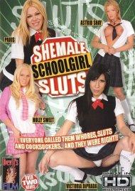 Shemale Schoolgirl Sluts image