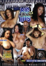 Lexington Loves Big Black Tits Porn Movie