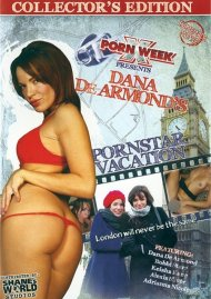 Porn Week: Dana De Armond's Pornstar Vacation Porn Video