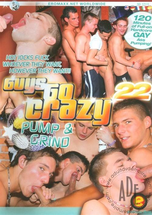 Guys Go Crazy 22 Boxcover