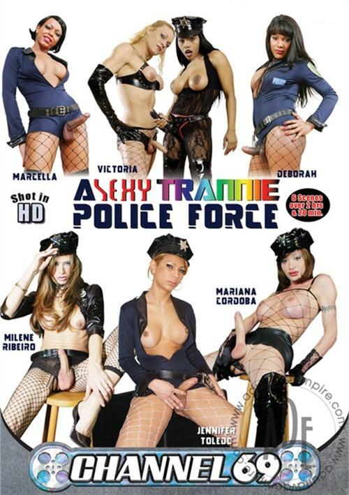 Sexy Trannie Police , A