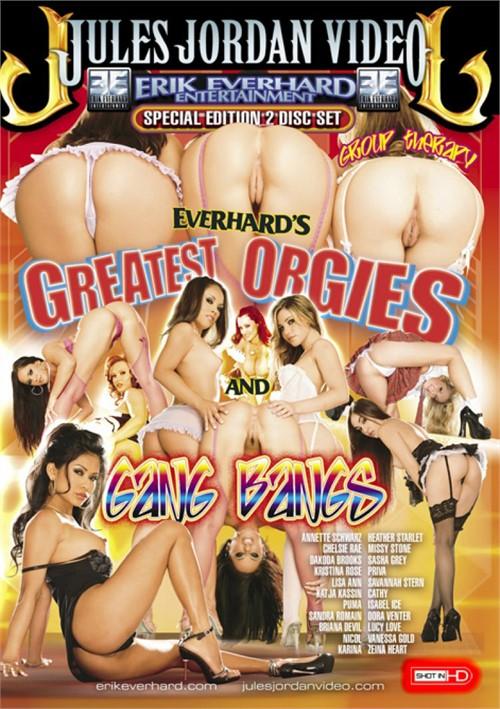 Greatest Orgies And Gang Bangs