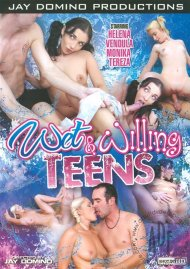 Wet & Willing Teens Porn Video