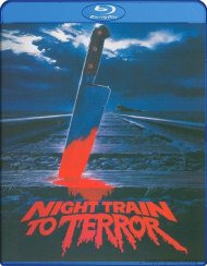 Night Train To Terror (Blu-ray + DVD Combo) Blu-ray Movie
