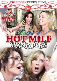 Hot MILF Handjobs Porn Video