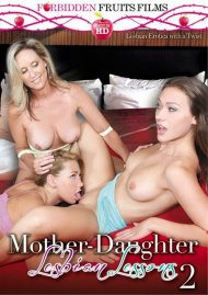 Mother-Daughter Lesbian Lessons 2 image