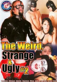 Weird, Strange & Ugly #2, The image