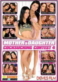 Mother & Daughter Cocksucking Contest 4 Porn Video