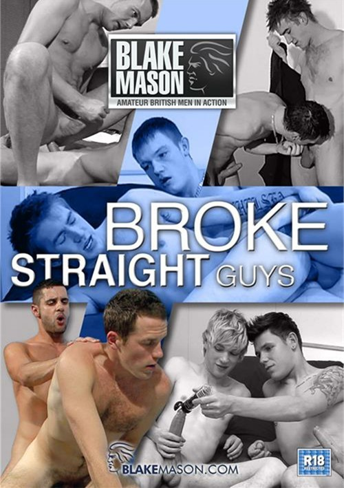 Broke Straight Guys Boxcover