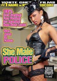 She Male Police Porn Video