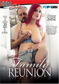 Family Reunion exclusive porn DVD from Digital Sin.