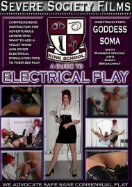 Kink School: A Guide To Electrical Play image