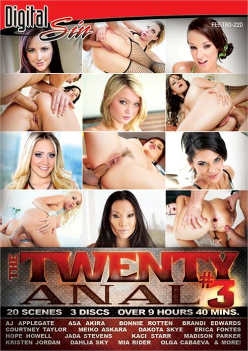 Twenty, The: Anal #3