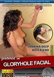 Gloryhole Facial Porn Video